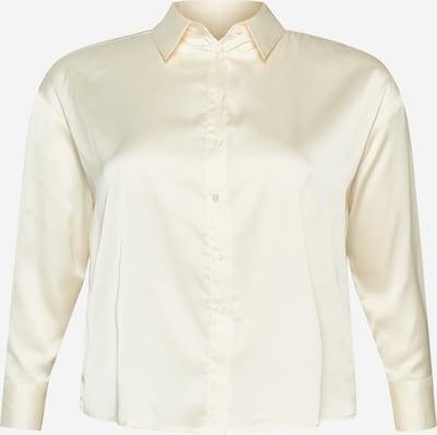 Guido Maria Kretschmer Curvy Collection Chemisier 'Freya' en blanc, Vue avec produit