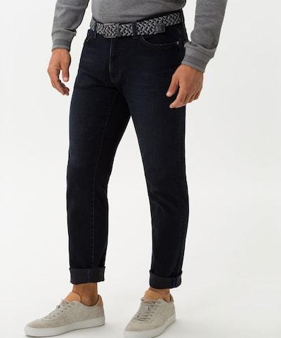 BRAX Jeans 'Cadiz' in dunkelblau, Modelansicht