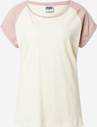 Urban Classics T-Shirt in beige / dunkelbeige, Produktansicht