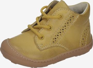 Pepino Schuh in Gelb