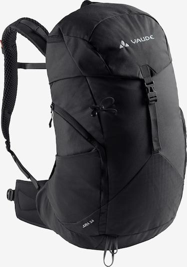 VAUDE Sportrucksack ' Jura 24 ' in schwarz / weiß, Produktansicht