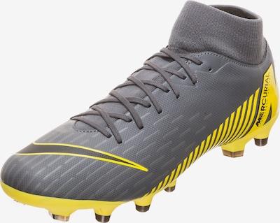 NIKE Fußballschuhe 'Mercurial 6 Academy' in gelb / dunkelgrau / schwarz, Produktansicht