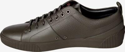 HUGO Sneaker in oliv, Produktansicht