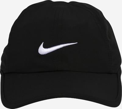 NIKE Cap in anthrazit / weiß, Produktansicht