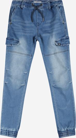 GARCIA Džinsi, krāsa - zils džinss, Preces skats