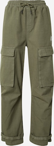 ABOUT YOU x INNA Cargo Pants 'Mia' in Green