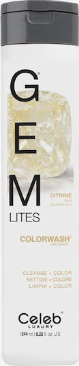 Celeb Luxury Shampoo 'Citrine Colorwash' in weiß, Produktansicht