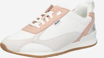 HUGO Sneakers 'Jamie' in White