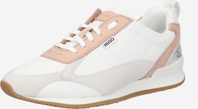 HUGO Zapatillas deportivas bajas 'Jamie' en altrosa / blanco, Vista del producto