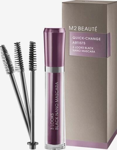 M2 Beauté Mascara '3 Looks Black Nano' in, Produktansicht