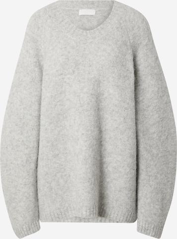 LeGer by Lena Gercke Oversize pulóver 'Sandra' - szürke