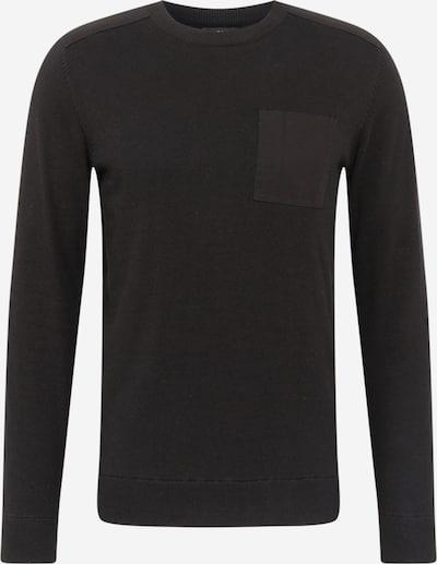 BURTON MENSWEAR LONDON Jersey en negro, Vista del producto