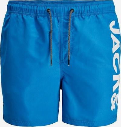 JACK & JONES Zwemshorts in de kleur Navy, Productweergave