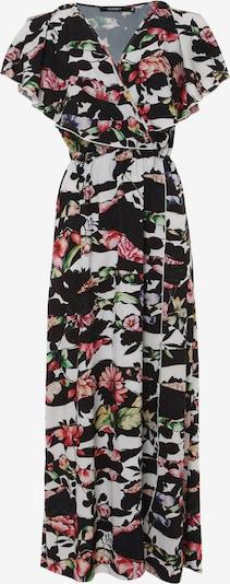 Madam-T Sommerkleid 'Kirsten' in grün / pitaya / schwarz / weiß, Produktansicht