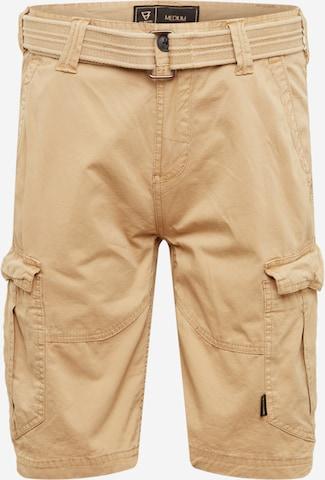 BRUNOTTI Παντελόνι φόρμας σε μπεζ