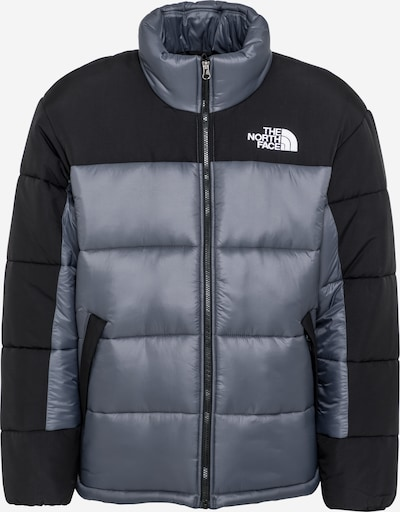 THE NORTH FACE Winterjas in de kleur Grijs / Zwart / Wit, Productweergave