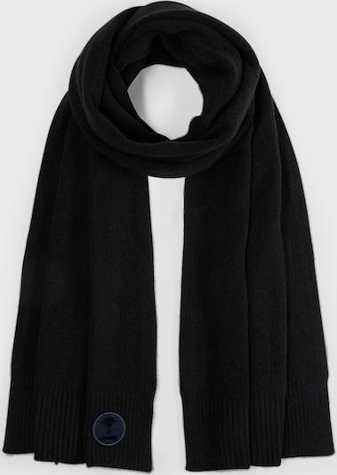 JOOP! Schal ' Akari ' in schwarz, Produktansicht