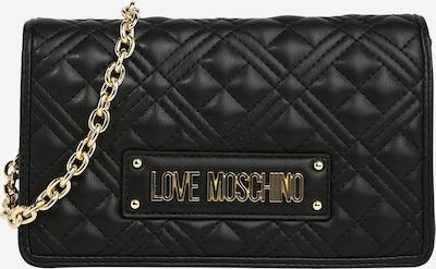 """Love Moschino Чанта тип """"портмоне"""" в черно, Преглед на продукта"""