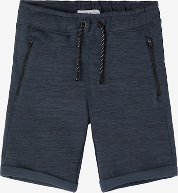 NAME IT Trousers 'Scott' in Blue