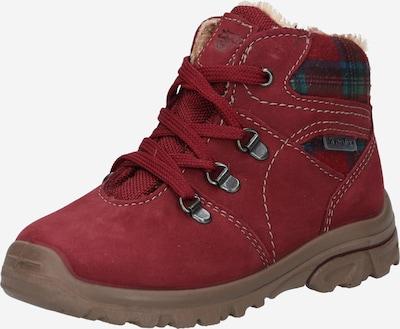 Pepino Sniega apavi 'DESSE', krāsa - vīnsarkans, Preces skats