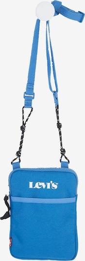 LEVI'S Umhängetasche in himmelblau / weiß, Produktansicht