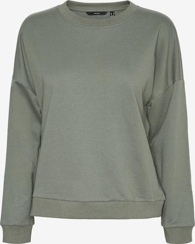 VERO MODA Sweatshirt 'Octavia' in dunkelgrün, Produktansicht