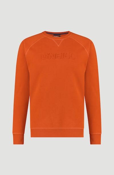 O'NEILL Sweatshirt in de kleur Sinaasappel, Productweergave