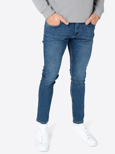 EDC BY ESPRIT Jeans i blue denim, Modelvisning