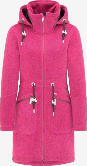 ICEBOUND Mantel in pink, Produktansicht