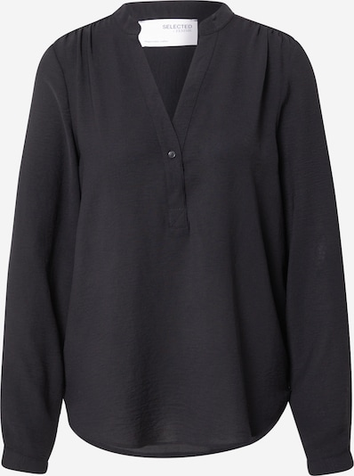 Bluză SELECTED FEMME pe negru, Vizualizare produs