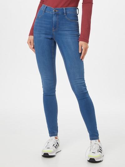 Dorothy Perkins Jeans 'Frankie' in de kleur Blauw denim, Modelweergave