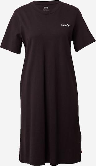 LEVI'S Robe 'ELLE' en noir / blanc, Vue avec produit