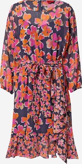 HUGO Dress 'Kimiria-1' in Orange / Pink / Black / White, Item view