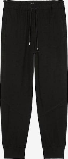 Marc O'Polo Joggpants in schwarz, Produktansicht