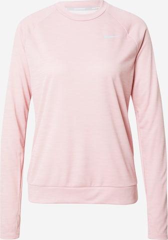 rozā NIKE Sportiska tipa džemperis 'Pacer'