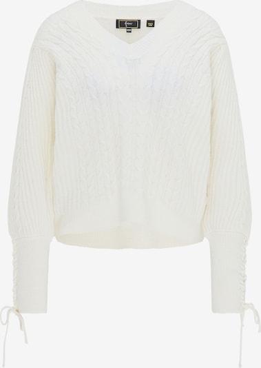 faina Pullover in wollweiß, Produktansicht