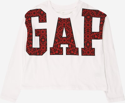 GAP Shirt in red / black / white, Item view