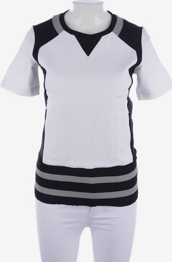 BIKKEMBERGS Sweatshirt in XS in schwarz / weiß, Produktansicht