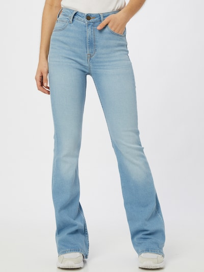 Lee Jeans 'BREESE' in de kleur Blauw denim, Modelweergave