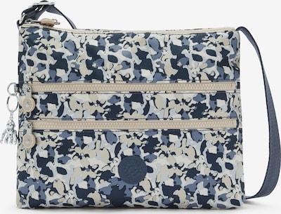 KIPLING Tasche in beige / creme / blau, Produktansicht