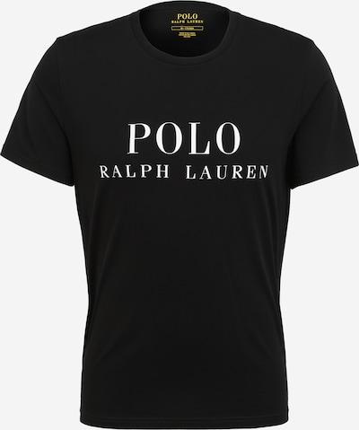 POLO RALPH LAUREN T-Shirt in schwarz / weiß, Produktansicht