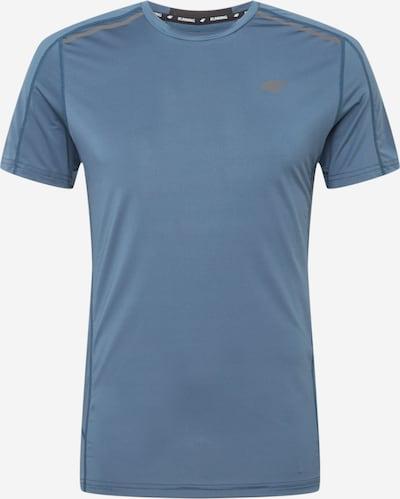 4F Koszulka funkcyjna w kolorze szary / ciemnoszarym, Podgląd produktu