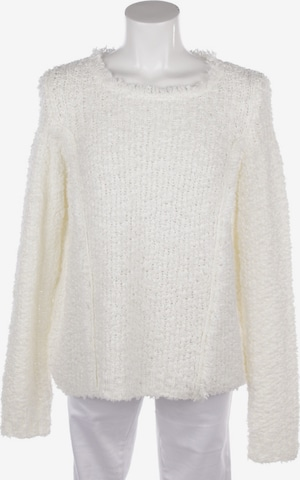 Marc Cain Sweater & Cardigan in XL in White