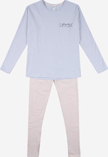 Miego kostiumas iš SANETTA, spalva – šviesiai mėlyna / rožių spalva, Prekių apžvalga