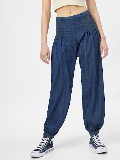 PULZ Jeans Jeans 'Jill' in blue denim, Modelansicht