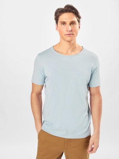 SELECTED HOMME Majica 'SLHMORGAN' u svijetloplava: Prednji pogled