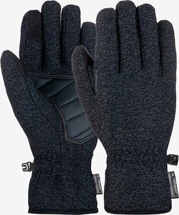 REUSCH Fingerhandschuhe 'Gardone' in Grau