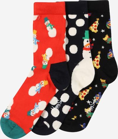 Happy Socks Ponožky 'Holiday' - nefritová / červená / čierna / biela, Produkt