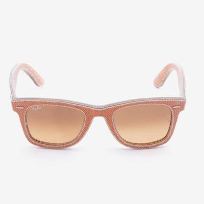 Ray-Ban Sonnenbrille in One Size in orange, Produktansicht