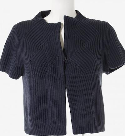 ESPRIT Kurzarmstrickjacke in M in dunkelblau, Produktansicht